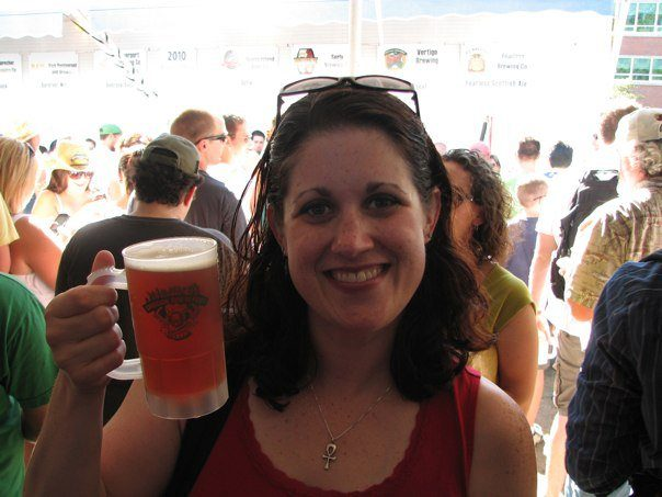 Belly Fat Blues: Beer