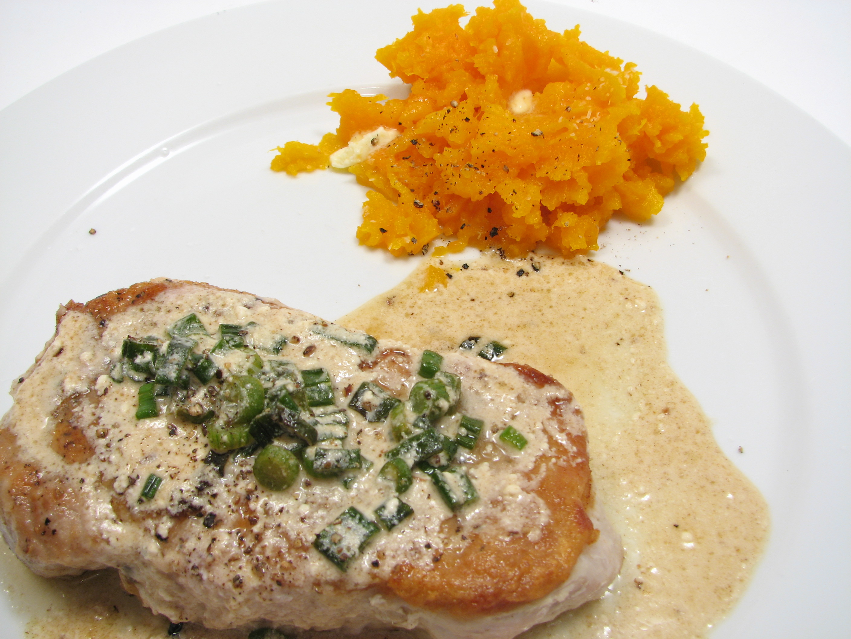 Pork Chops Au Poivre Recipes — Dishmaps