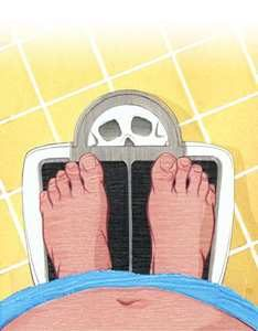 April Weigh In