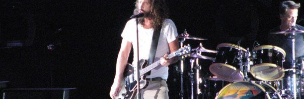 Soundgarden in The Gorge