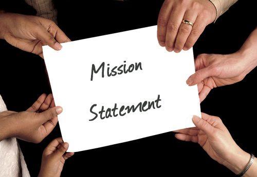 110 Pounds Mission Statement