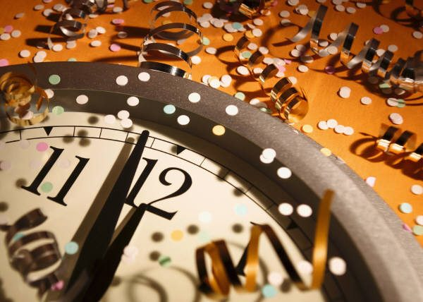 Saying Goodbye to a Difficult Year