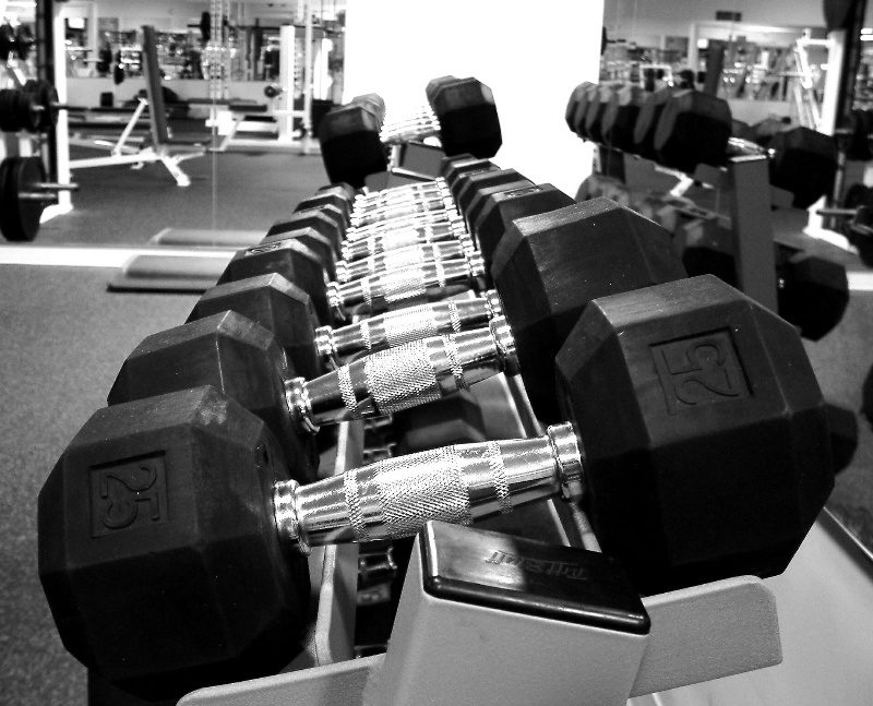 Reshaping Your Body with Weight Lifting