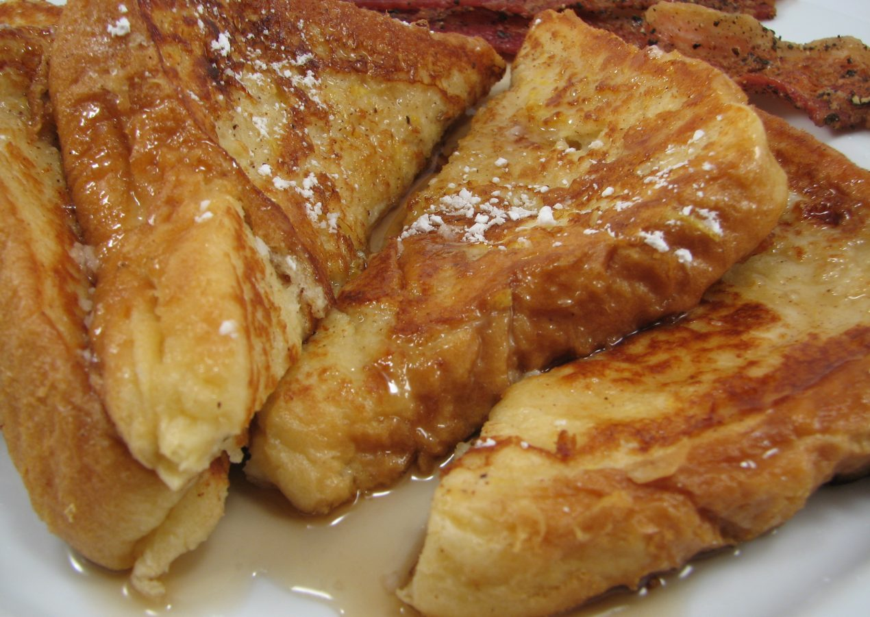 Frankly Fantastic French Toast