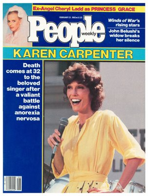 Karen Carpenter's de...