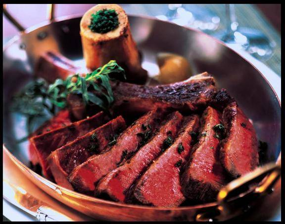 Craftsteak 110 pounds and counting for Craft steakhouse las vegas