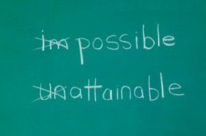 impossible-unattainable